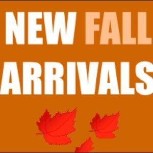 NEW FALL ARRIVALS-TOPS-DRESSES-SUNGLASSES-